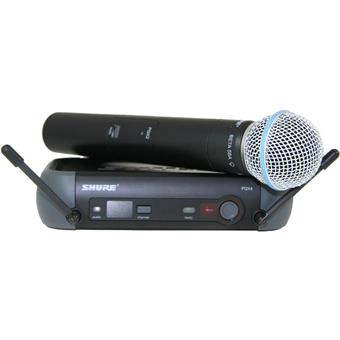 Microfoon en DI's